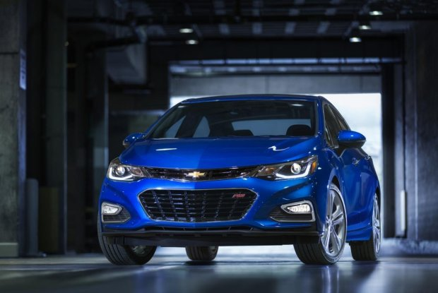 Chevrolet Cruze II | Focus i Corolla zagrożone?