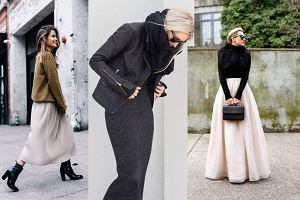 Długa spódnica - dla kogo i do czego?