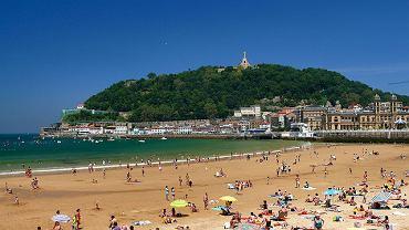 San Sebastian,. Hiszpania