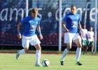 Fiorentina - Lech Pozna�. Sk�ad Kolejorza: Dudka w obronie, Thomalla w ataku, Holman w pomocy