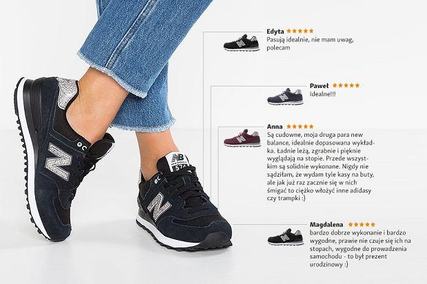 8d1087b6c1f1b Buty marki New Balance na jesień. Same modele z wyprzedaży!