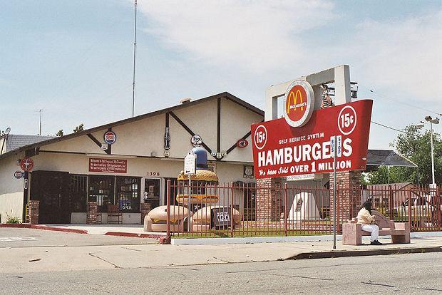 Oto pierwsza restauracja McDonalds