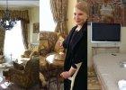 """Dzia�acze Majdanu odwiedzili Juli� Tymoszenko w jej rezydencji. """"Bogato i gustownie"""""""