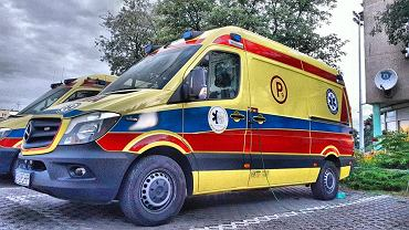 Nowe ambulansy bydgoskiego pogotowia