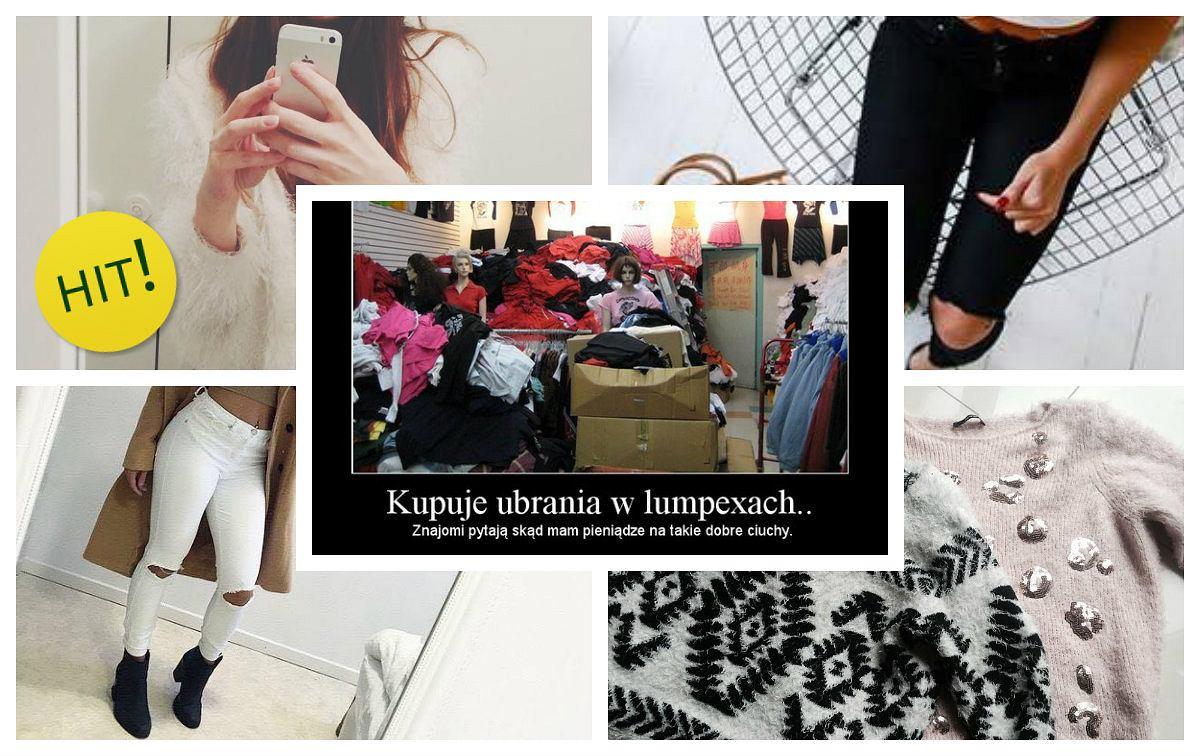 ba1238c0d6305 Ubrania z lumpexu- jak szukać żeby znaleźć perełki