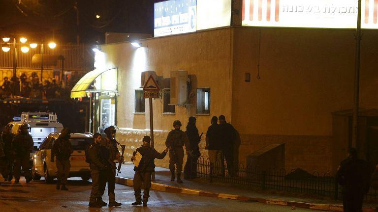 Nożownicy zaatakowali w sklepie