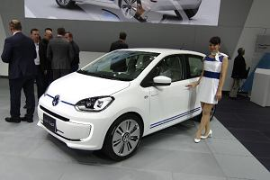 Salon Tokio 2013 | Volkswagen twin up!