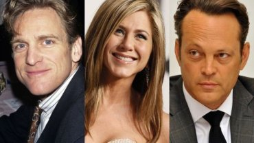 Daniel McDonald, Jennifer Aniston, Vince Vaughn