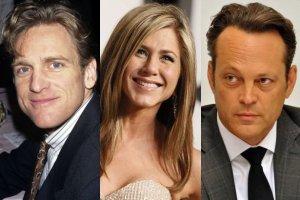 """Nie tylko Pitt. """"Ten jedyny"""" zmar� na raka m�zgu, po rozwodzie uratowa� j� Vince Vaughn. Aniston i jej mi�osne �ycie"""