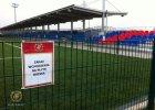 Stadion w Byczynie po przeprowadzonych przez Widzew modernizacjach