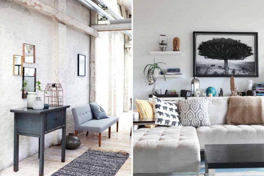 Jak odświeżyć mieszkanie, przy pomocy dodatków?