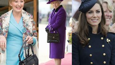 Agata Duda, królowa Elżbieta, księżna Kate