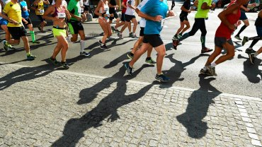 Bieganie po asfalcie nie musi być szkodliwe