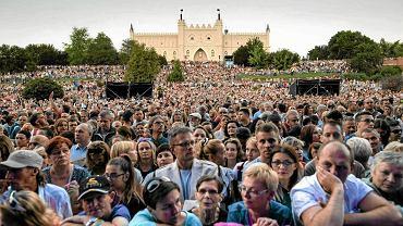 Lublin, sierpień 2017. Koncert 'Zakochani w Lublinie'