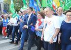 Tusk, lewica, Marsz Wolności. Za dużo liczenia, za mało idei