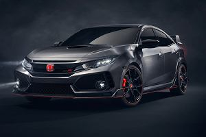 Honda Civic Type R | Bez 4x4 i CVT