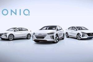 Salon Genewa 2016 | Hyundai Ioniq | Elektryczne trio Hyundaia