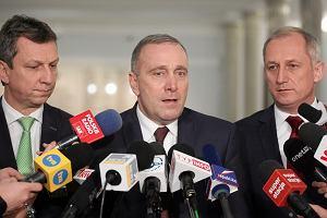 Schetyna: B�dzie projekt rezolucji Parlamentu Europejskiego w polskiej sprawie