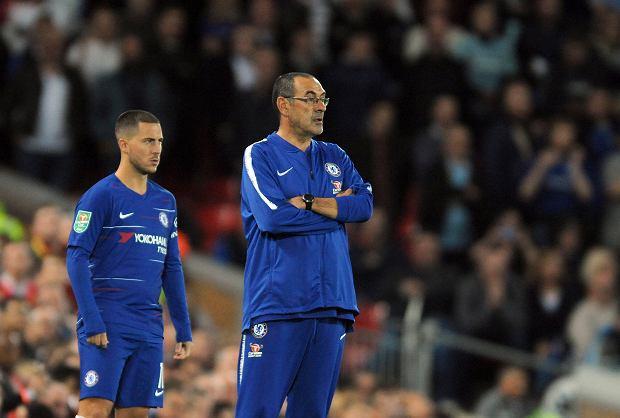Zdjęcie numer 2 w galerii - Premier League. Zwrot akcji w sprawie Edena Hazarda?