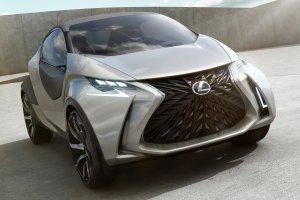 Lexus LF-SA | Atak Lexusa na miejskie auta