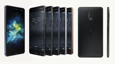 HMD Global prezentuje trzy nowe smartfony Nokia