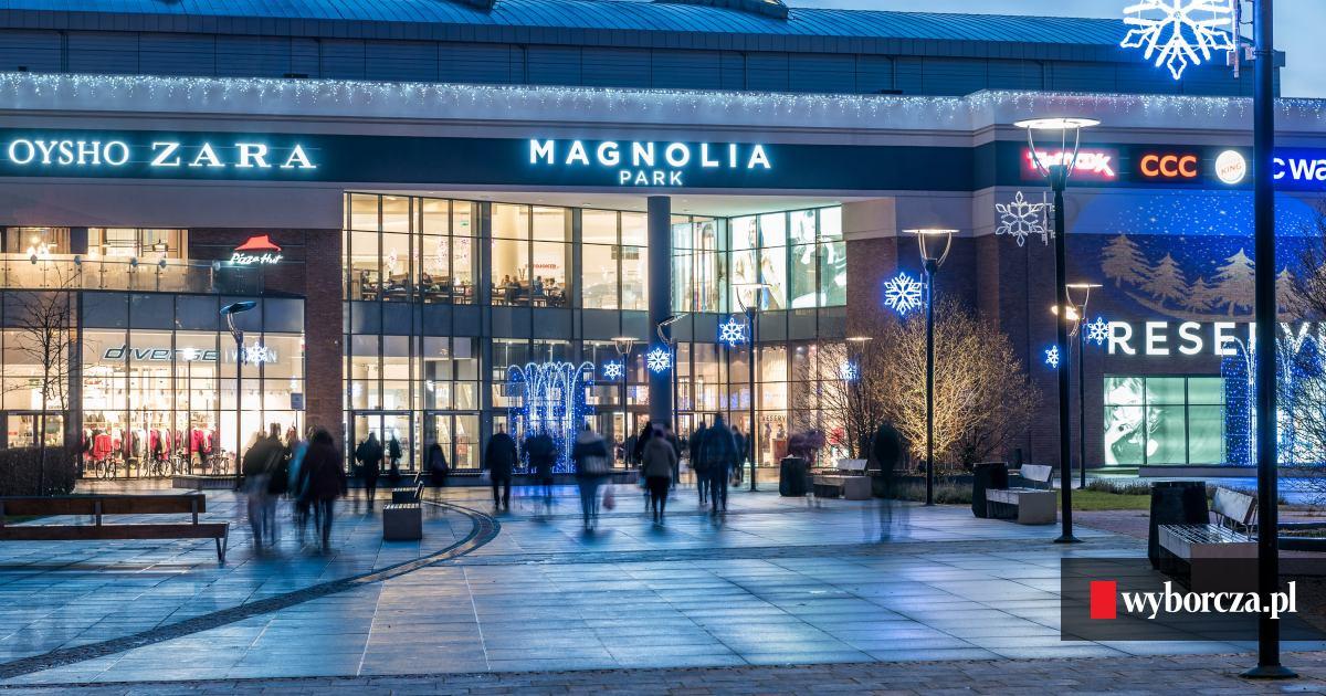 Zara W Magnolia Park Ponownie Otwarta Sklep Jest Prawie Dwa Razy