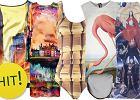 Trend alarm: fotograficzne i malarskie nadruki na ubraniach