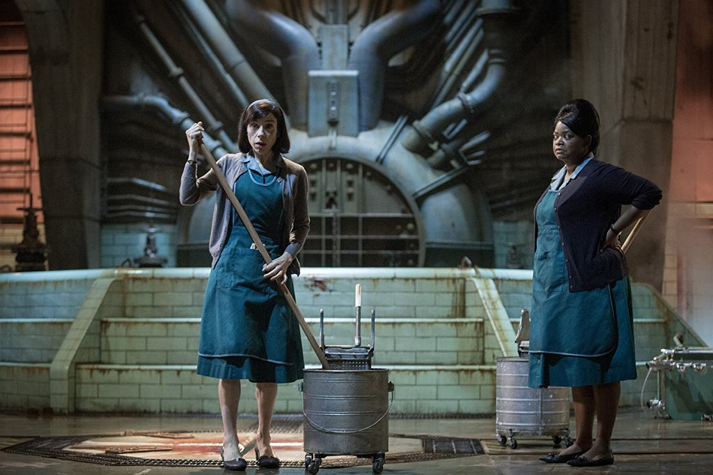 Sally Hawkins i Octavia Spencer, 'Kształt wody', reż. Guillermo del Toro / fot. Kerry Hayes - 2017 Twentieth Century Fox Film Corporation