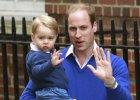 Ksi��� William opu�ci� szpital: Jeste�my bardzo szcz�liwi. I zaraz wr�ci� z Jerzym [ZDJ�CIA]