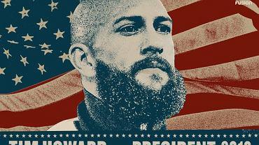 <b>Amerykanie uwielbiają superbohaterów i przy okazji meczu Belgia - USA znaleźli kolejnego, Nazywa się Tim Howard i jest bramkarzem reprezentacji</b>