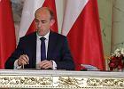 Minister sprawiedliwo�ci o li�cie Kaczy�skiego do PKW: Nie wiem, �mia� si� czy p�aka�