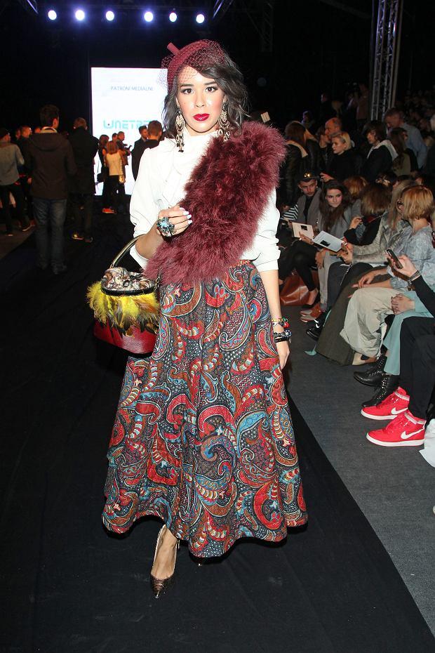 Fashion Week Poland LODZ, 18.10.2013, fot. WBF/Piotr Podlewski