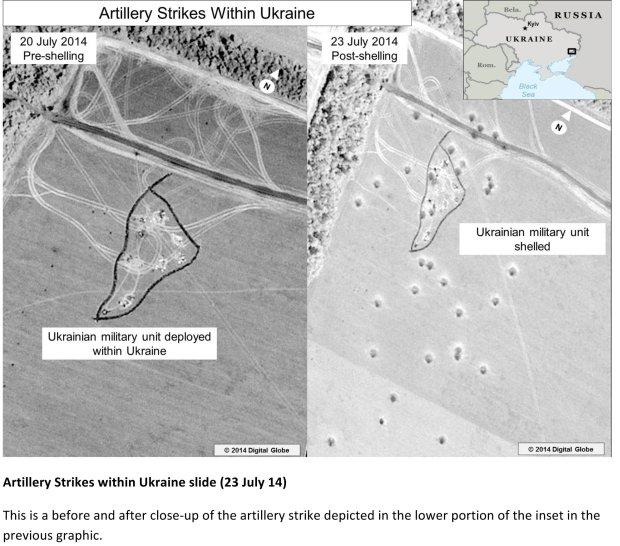 Rosja: Zdj�cia satelitarne USA zosta�y spreparowane. Nie da si� potwierdzi� ich autentyczno�ci