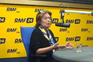 Kidawa-B�o�ska: Sejm nie przyjmie ju� �adnej nowej ustawy, cho�by politycy to obiecywali. Nie oszukujmy ludzi