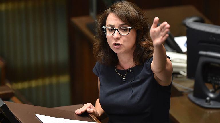Kamila Gasiuk-Pihowicz, 46. posiedzenie Sejmu VIII kadencji