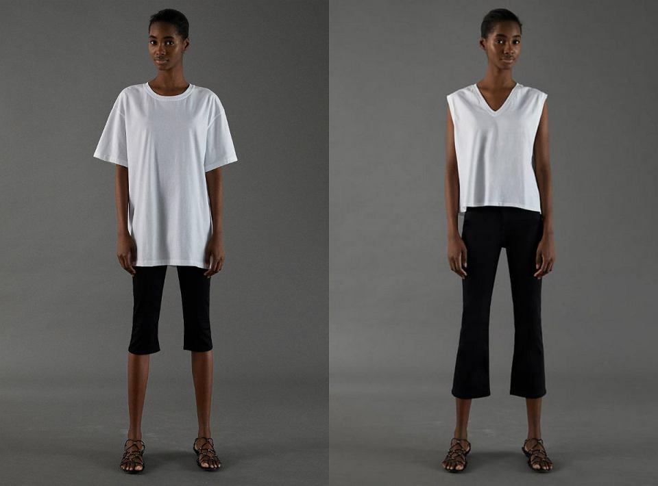 T-shirty Zara