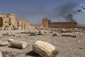 D�ihady�ci w Palmirze zamordowali w amfiteatrze 15 os�b