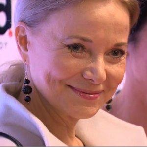 Pi�kna 60-letnia aktorka - czego si� uczy od Anji Rubik?
