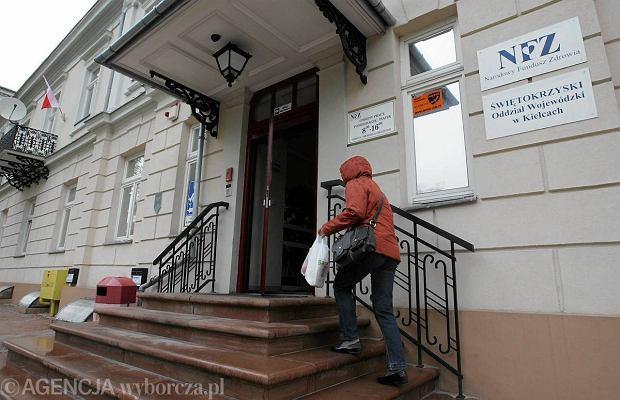 NFZ wystawia rachunki pacjentom. Za cz�sto zmieniali przychodnie