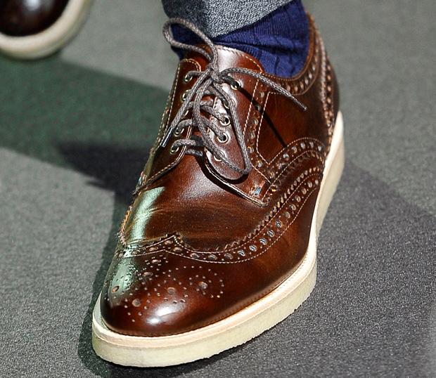 167f966e9fb8d Zamszowe i skórzane buty na jesień, buty, moda męska, Paul Smith