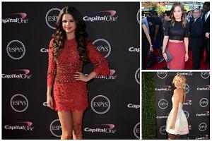 Jedna impreza, trzy �wietnie wystylizowane gwiazd. Kto wygl�da� najlepiej - Selena Gomez, Olivia Wilde czy Maria Sharapova?
