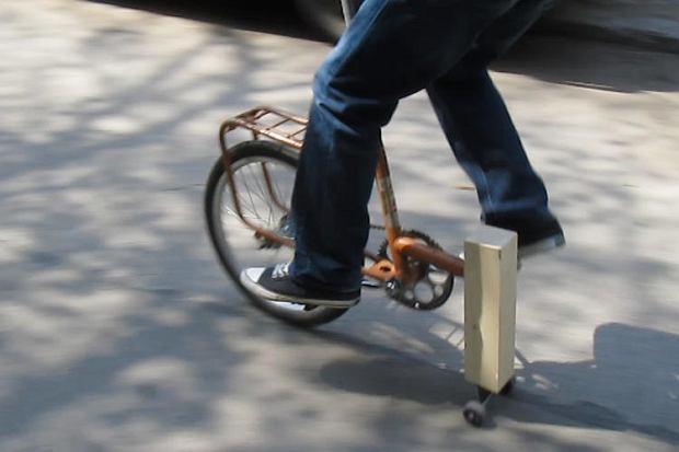 prototyp Halfbike