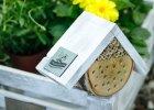 Ogród: dbajmy o pszczoły (i zróbmy im domek)