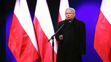 Jarosław Kaczyński, prezes Prawa i Sprawiedliwości