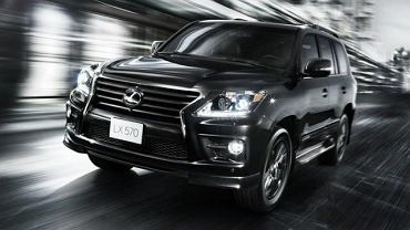 Lexus LX 570 Supercharged Limited Edition