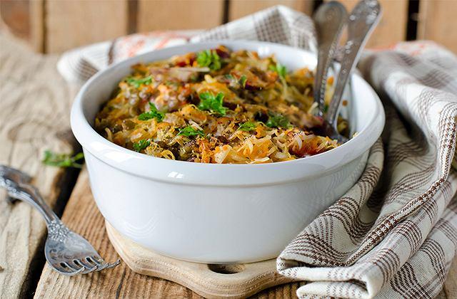 Zdrowsza kuchnia polska  tradycyjne potrawy w lżejszym wydaniu -> Kuchnia Tradycyjne Polskie Potrawy
