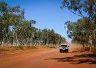 Australia. Outback - w �rodku niczego