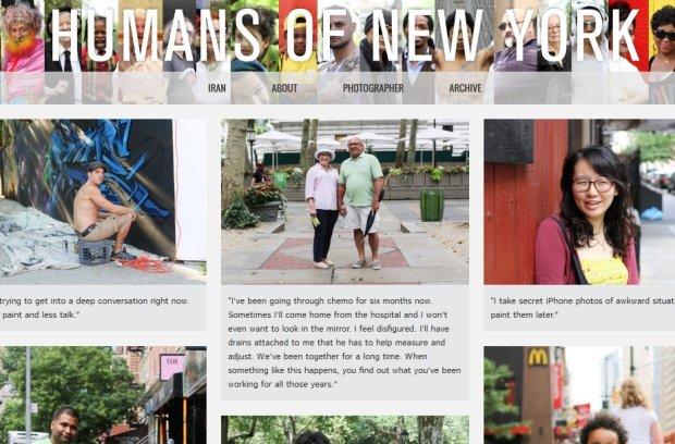 Tw�rca Humans of New York: Nie oceniam. S�ucham. Wtedy ludzie m�wi� wszystko