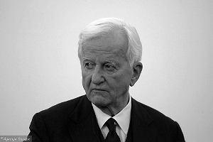 Richard von Weizsaecker, by�y prezydent Niemiec, nie �yje