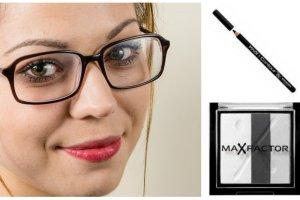 Makija� pod okulary - dla kr�tkowidza i dalekowidza